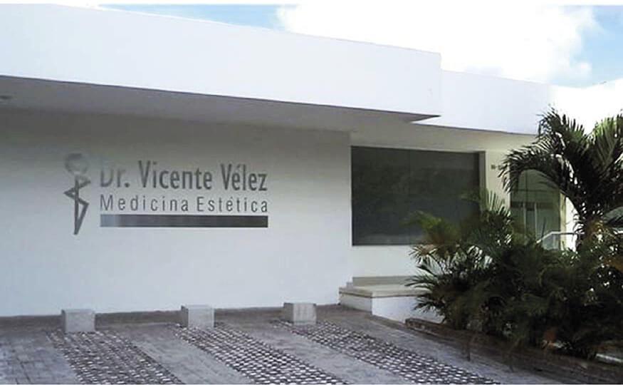 DR VICENTE VELEZ - ESTÉTICA