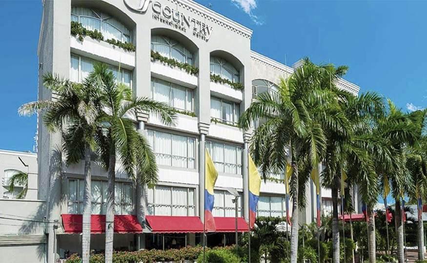 HOTEL COUNTRY INTERNATIONAL